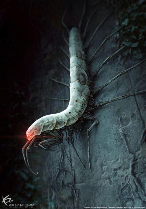 beetle blade maze runner party pinterest the o jays the art of ken barthelmey creature designer concept