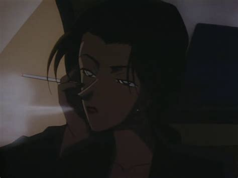 vermouth detective file vermouth in gin s car png detective conan wiki