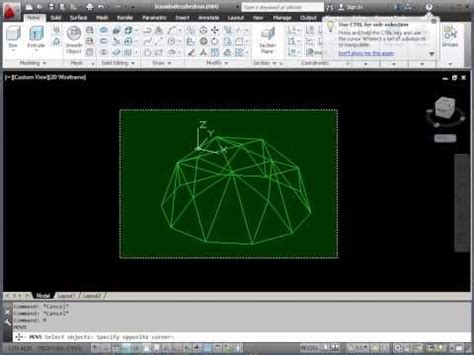 basic autocad tutorial youtube 17 best images about acad gimp on pinterest