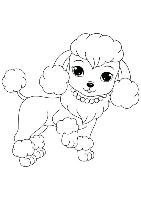 coloring pages of cute dogs and puppies cutest puppy coloring pages sheets printable cute best