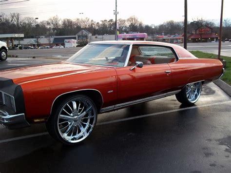 1973 chevy impala donk 1973 chevrolet impala 9 500 100378306 custom donk