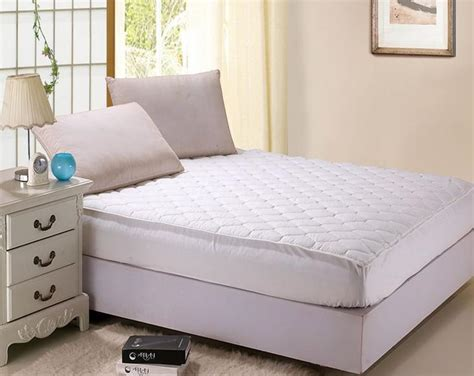 Hotel Bed Mattress Matras Topper Fitted Size Ex King 100 Microgel 1 one white quilted elastic bed protection pad with filling hotel mattress cover also fitted sheet