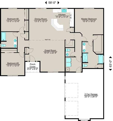Lexar Homes Floor Plans | lexar homes 2044 floor plan lexar homes floor plans