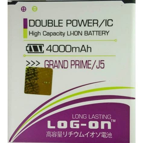 Baterai Samsung Grand Prime Power jual beli baterai battery log on power samsung