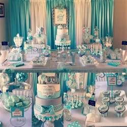 Ideas For Boy Baby Shower Decorations #4850