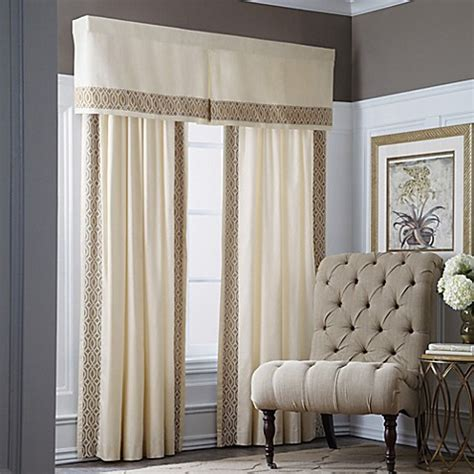 bed bath and beyond window shades wamsutta 174 gateway window treatments bed bath beyond