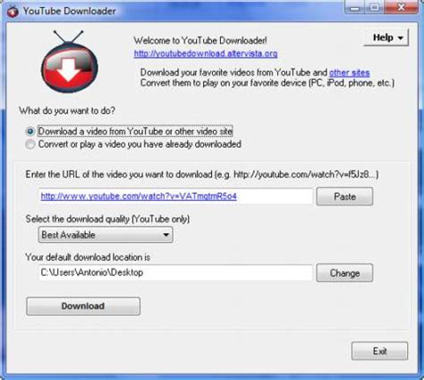 download youtube xvid descarga videos de youtube y otros sitios recursos
