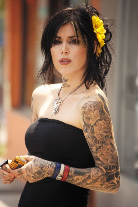 tattoo images kat von d laraverse some pics of kat von d tattoos