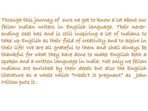 biography in indian english literature indian english writing