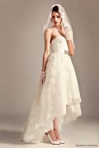 Temperley london bridal fall 2014 2015 iris pia short to long wedding