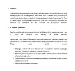 consultant offer letter template consulting templates 10 free word excel pdf