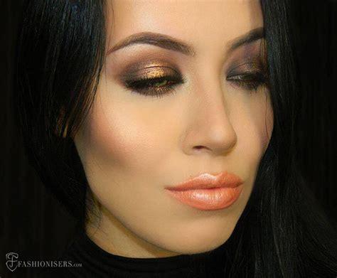 jen makeup tutorial jennifer lopez inspired party makeup tutorial fashionisers