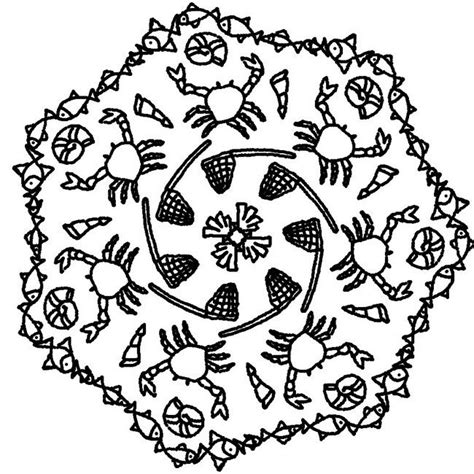 summer mandala coloring pages coloring page summer s mandalas mandales pinterest