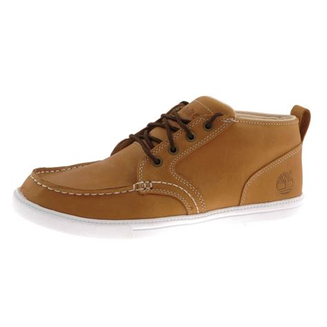timberland boots chukka timberland ek newmarket chukka boots in brown for lyst