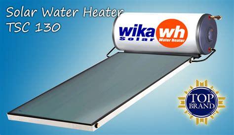 Wika Solar Water Heater Type T 150 Lxc intisukses mitra sejati penyedia pemanas air solar water