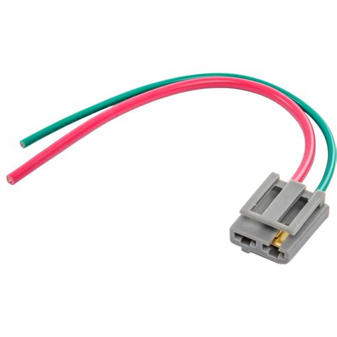 pigtail wire connectors accel 170072 hei battery tachometer pigtail connector ebay