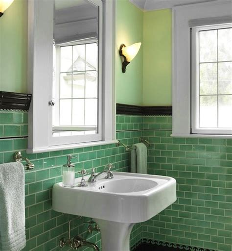 retro bathroom ideas 38 best vintage tile bathrooms images on