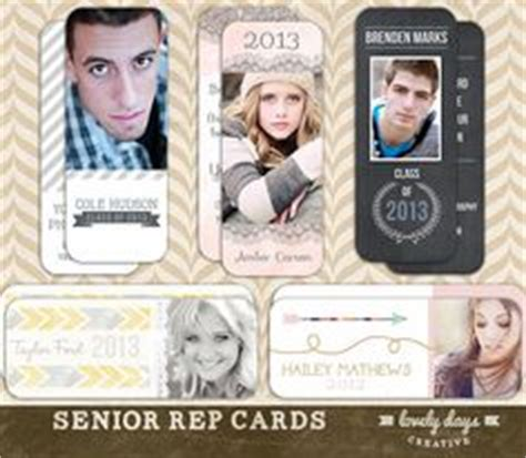 senior rep cards free templates senior rep card template photoshop senior announcement
