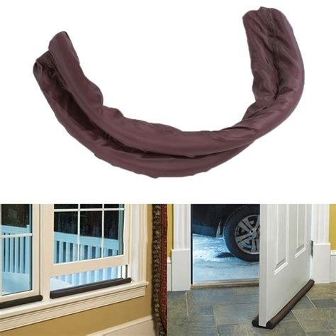 Exterior Door Draft Guard Door Draft Dodger Guard Stopper Protector Door Draught Excluder Ebay