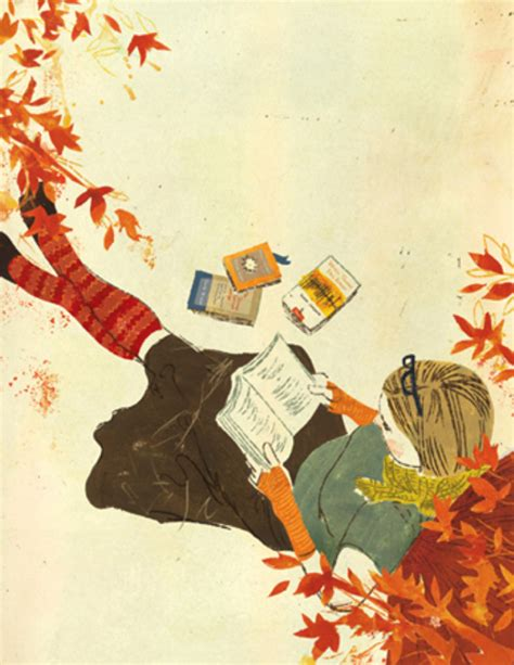 falls a novel books fall illustration leer image 127144 on