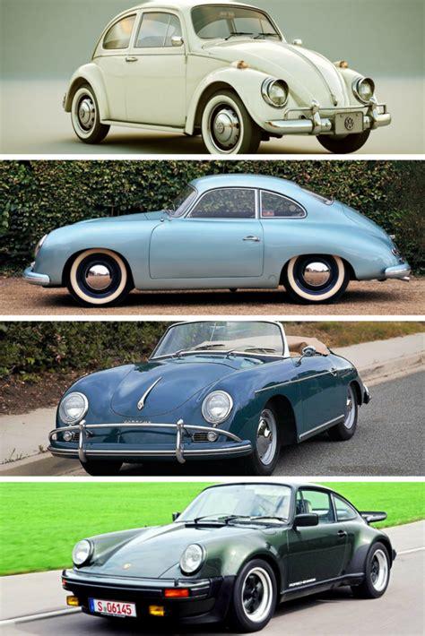 porsche history models iconic cars news