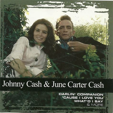 June Carter Cash Quotes Johnny