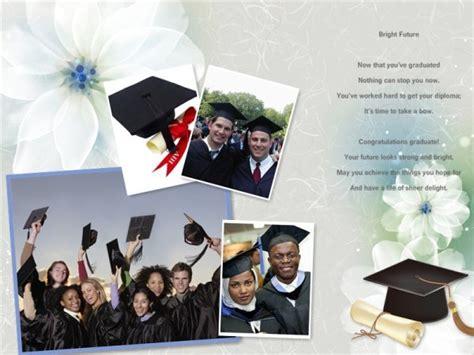 Graduation Collage Card Add On Templates Download Free Graduation Photo Collage Template