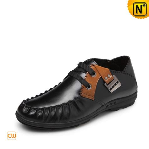 mens flat loafers s causal leather flat loafers shoes cw701115 cwmalls