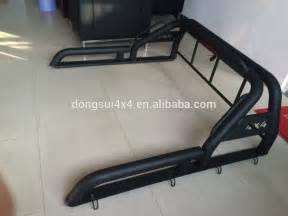 toyota hilux vigo 2012 black sports bar roll bar rollbar