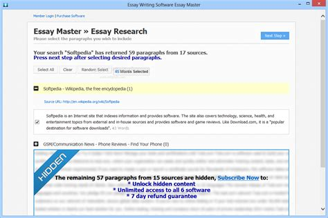 research paper writing software essay writer software