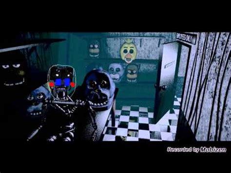 imagenes extrañas de fnaf 3 fnaf theory the puppet in fnaf 1 youtube