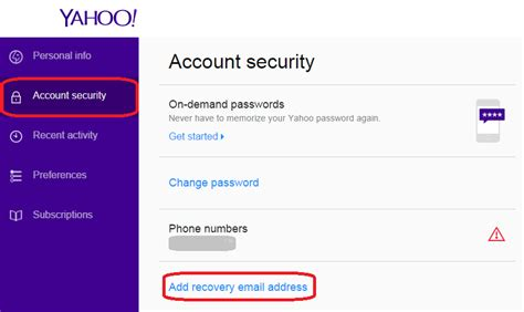 yahoo email security questions changed how do i access my yahoo email if forgot password howsto co
