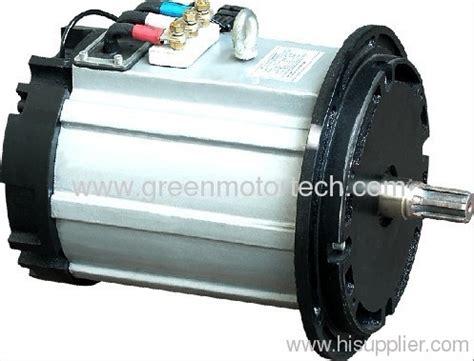 induction motor brushless electric vehicle ac induction manufacturer from china manufacturer green motor technology co