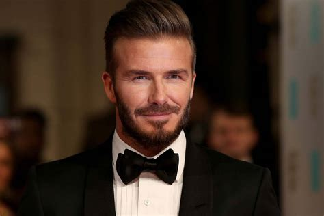 Beckham To With The by Samaritan David Beckham To The Rescue As