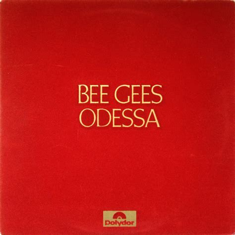 British Country Style - bee gees odessa vinyl lp album at discogs