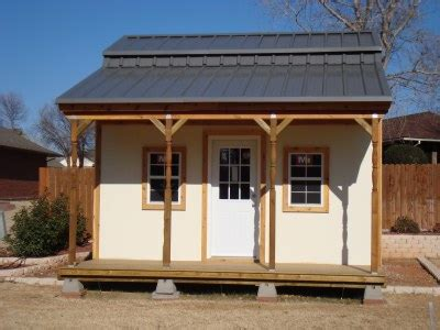 barn shed plan  side porch small barn plans
