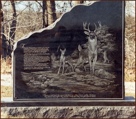buck graves hand etched monuments doud