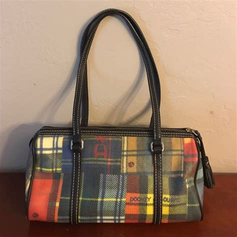dooney and bourke multi color 76 dooney bourke handbags dooney bourke plaid