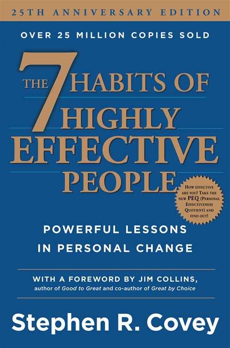 The 7 Habits Of Highly Effective By Stephen Rcovey the 7 habits of highly effective book by stephen