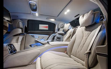 2015 Mercedes S Class Interior by 2015 Mercedes Maybach S Class Interior 7 1280x800