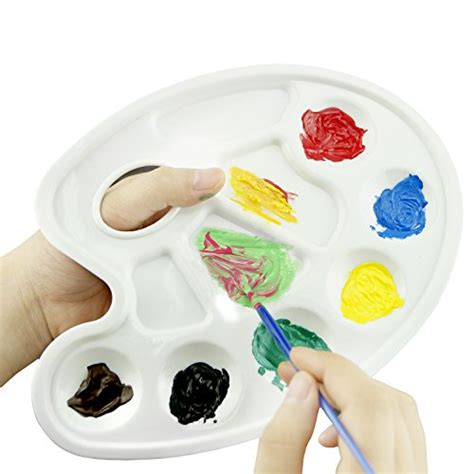 paint tray palettes with ten well thumb with kare 174 retail packaging 639767574211