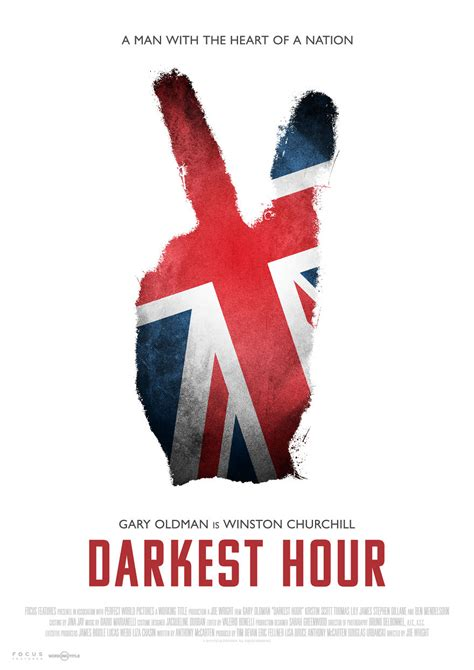 darkest hour nominations i created various posters for the 9 finest image oscar