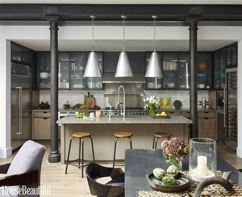 Open Floor Plans With Loft by Ideal Way To Furnish Your Country Kitchen Kitchen