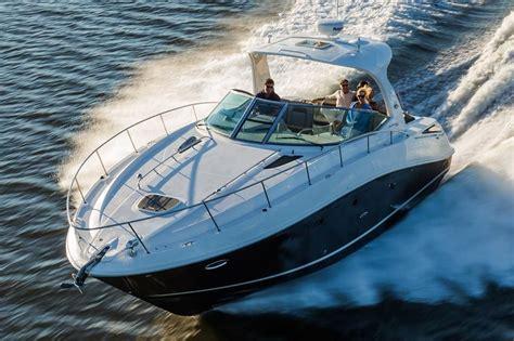 sea ray boats ta 2016 sea ray 370 sundancer power boat for sale www