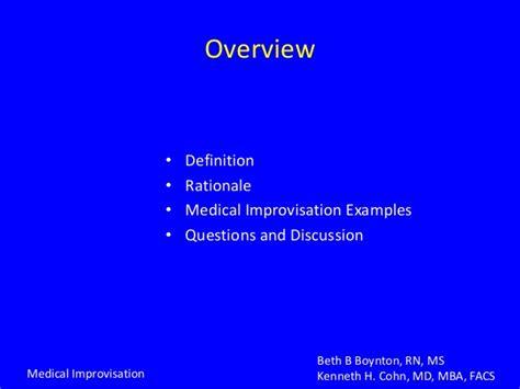 Rn Mba Meaning by Boynton Cohn Med Improv Webinar