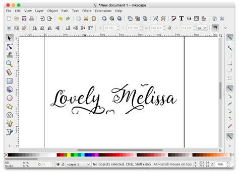 tutorial inkscape font fixing font clipping in inkscape design bundles