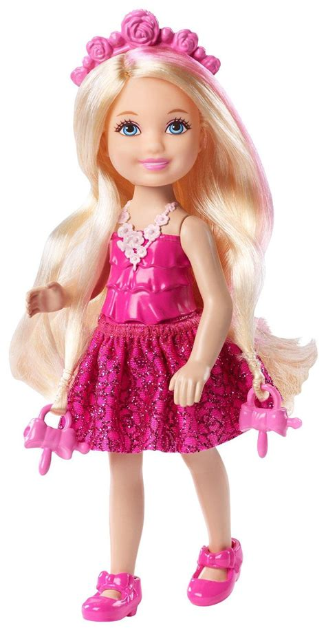 doll on dkb57 endless hair kingdom chelsea doll