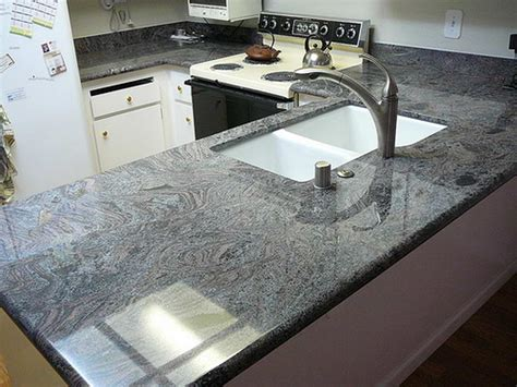 Types Of Kitchen Counter Tops Bloombety Types Of Countertops For Kitchen With