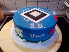 hsv kuchen fu 223 balltorte na pintereste poschodov 233 torty cakes