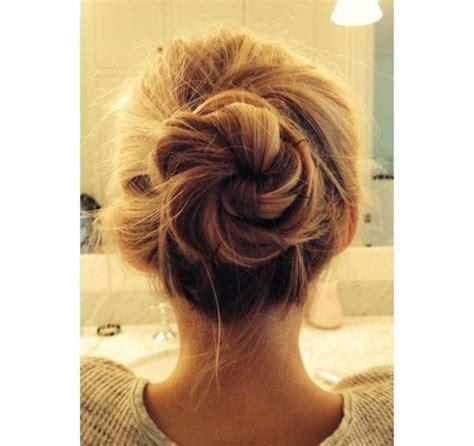 hairstyles fancy buns fancy bun hairstyles pinterest